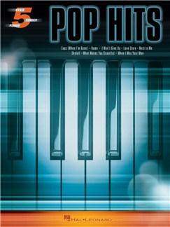 Five-Finger Piano: Pop Hits Books | Piano