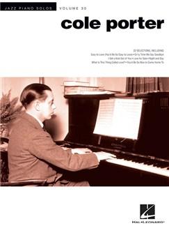 Jazz Piano Solos Series Volume 30: Cole Porter Books | Piano