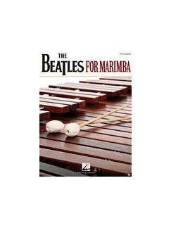 The Beatles For Marimba Books | Marimba