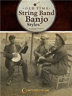 Old Time String Band Banjo Styles Books | Banjo