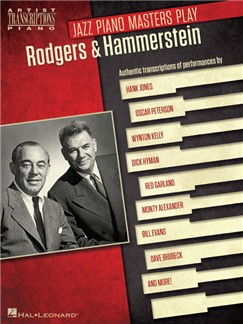 Jazz Piano Masters Play Rodgers & Hammerstein Books | Piano