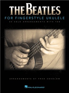 The Beatles For Fingerstyle Ukulele Books | Ukulele