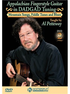 Appalachian Fingerstyle Guitar In DADGAD Tuning (DVD) - Volume 2 DVDs / Videos | Guitar