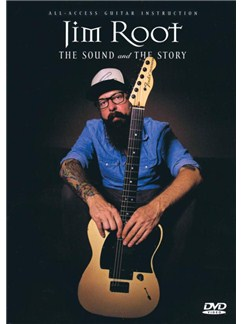 Jim Root: The Sound And The Story - Guitar Tab (DVD) DVDs / Videos | Guitar Tab