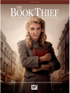 The Book Thief: Music From The Motion Picture Soundtrack Livre | Piano, Clavier