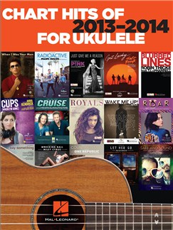 Chart Hits Of 2013-2014 For Ukulele Books | Ukulele