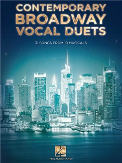 Contemporary Broadway Vocal Duets Books | Voice (Duet)
