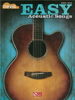 Strum & Sing: Easy Acoustic Songs Books | Lyrics & Chords
