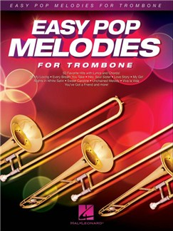Easy Pop Melodies For Trombone Books | Trombone, Lyrics & Chords