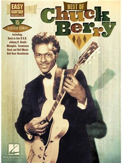 Best Of Chuck Berry Books | Easy Guitar