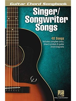 Guitar Chord Songbook: Singer/Songwriter Songs Books | Guitar
