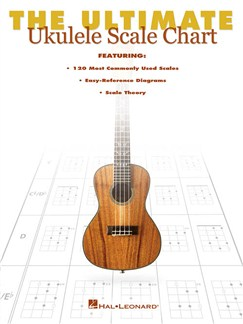 The Ultimate Ukulele Scale Chart  | Ukulele