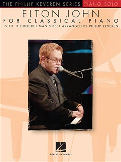 Elton John For Classical Piano - Phillip Keveren Series Books | Piano