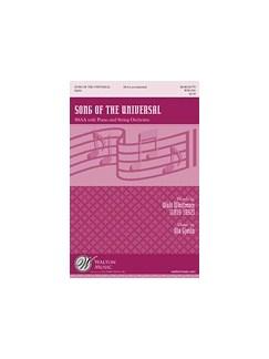 Ola Gjeilo: Song Of The Universal (SSAA) Books   SSAA, Piano Accompaniment