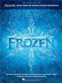 Frozen: Music From The Motion Picture Soundtrack (Easy Guitar) Books | Easy Guitar Tab, Guitar