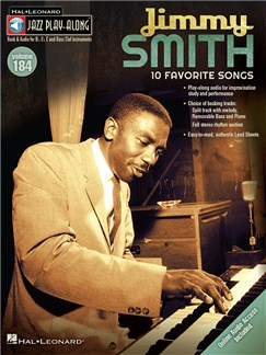 Jazz Play-Along Volume 184: Jimmy Smith (Book/Online Audio) Books and Digital Audio | Bass Clef Instruments, B Flat Instruments, C Instruments, E Flat Instruments