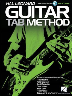 Hal Leonard Guitar Tab Method: Book 3 (Book/Online Audio) Books and Digital Audio | Guitar Tab