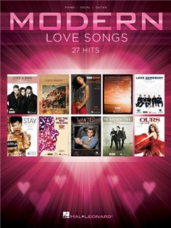 Modern Love Songs (PVG) Books | Piano, Vocal & Guitar
