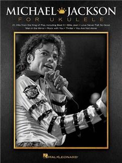 Michael Jackson For Ukulele Books | Ukulele