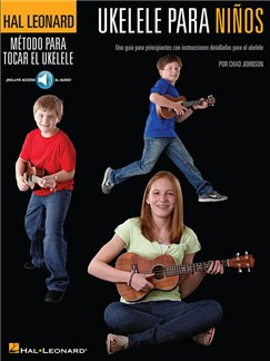Ukelele Para Niños Books and Digital Audio | Ukulele