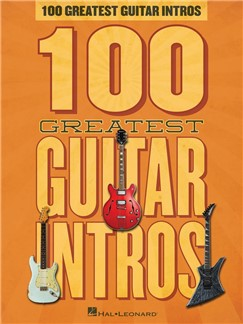 100 Greatest Guitar Intros Books | Guitar