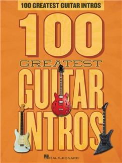 100 Greatest Guitar Intros Buch | Gitarre