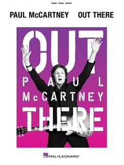 Paul McCartney: Out There Tour (PVG) Livre | Piano, Chant et Guitare