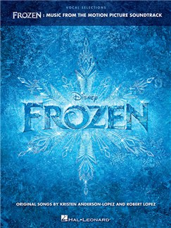 Frozen: Music From The Motion Picture Soundtrack - Vocal Selections Livre | Voix, Accompagnement Piano