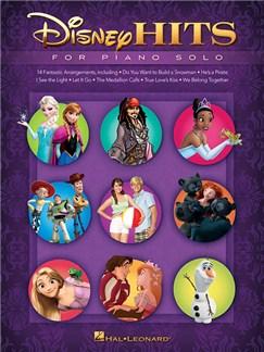 Disney Hits For Piano Solo Books | Piano