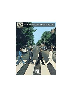 The Beatles: Abbey Road - Bass Recorded Versions Books | Bass Guitar