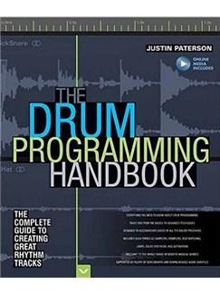 Justin Paterson: The Drum Programming Handbook (Book/Online Audio) Books and Digital Audio | Drums