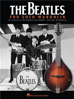 The Beatles For Solo Mandolin Books | Mandolin