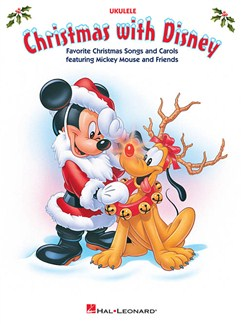 Christmas With Disney Books | Ukulele