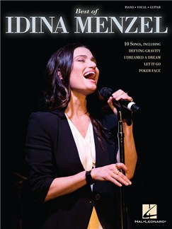 Best Of Idina Menzel: PVG Artist Songbook Books | Piano, Vocal & Guitar