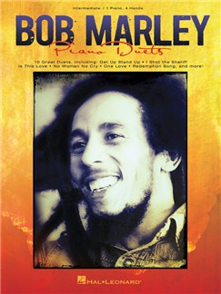 Bob Marley For Piano Duet Books | Piano Duet