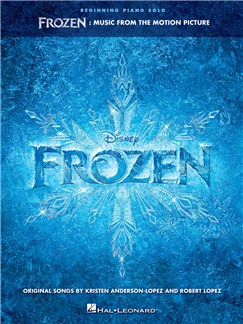 Frozen: Music From The Motion Picture Series - Beginning Piano Solo Songbook Books | Piano