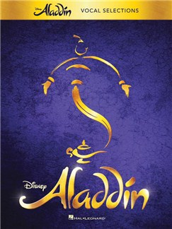 Alan Menken: Aladdin – Broadway Musical Vocal Selections (PV) Books | Piano & Vocal