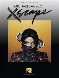 Michael Jackson: Xscape (PVG) Books   Piano, Vocal & Guitar