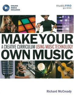 Richard McCready: Make Your Own Music (Book/Online Audio) Books and Digital Audio |