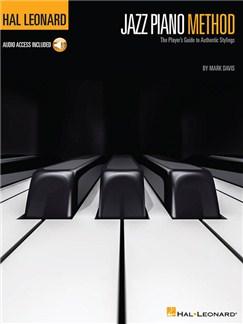 Hal Leonard Jazz Piano Method (Book/Online Audio) Books and Digital Audio | Piano