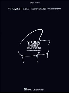Yiruma: The Best - Reminiscent 10th Anniversary Books | Easy Piano
