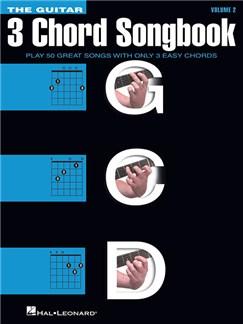 The Guitar Three-Chord Songbook: Volume 2 G-C-D Books   Melody Line, Lyrics & Chords