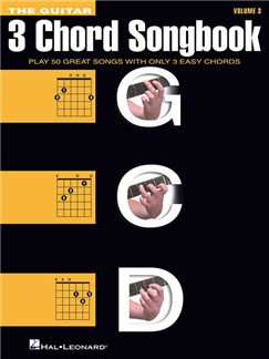 The Guitar Three-Chord Songbook - Volume 3 G-C-D Books | Melody Line, Lyrics & Chords