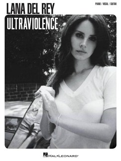 Lana Del Rey: Ultraviolence (PVG) Books | Piano, Vocal & Guitar