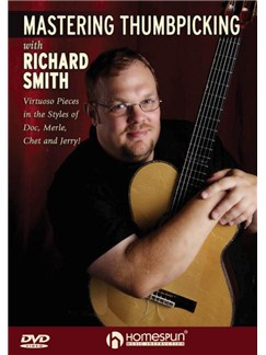Mastering Thumbpicking With Richard Smith (DVD) DVDs / Videos | Guitar