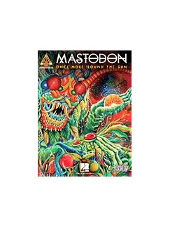 Mastodon: Once More 'Round The Sun - Guitar Recorded Versions Books | Guitar Tab