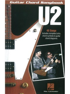 U2: Guitar Chord Songbook Books | Guitar