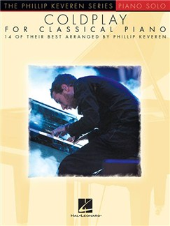 Coldplay For Classical Piano - Phillip Keveren Series Books | Piano
