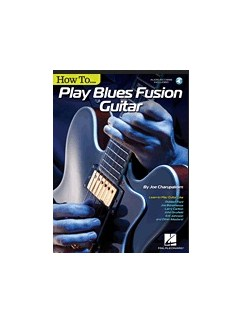 Joe Charupakorn: How To Play Blues-Fusion Guitar (Book/Online Audio) Books and Digital Audio | Guitar