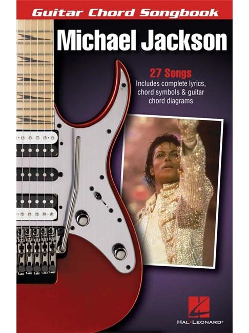 Michael Jackson: Guitar Chord Songbook - Lyrics & Chords Sheet Music ...